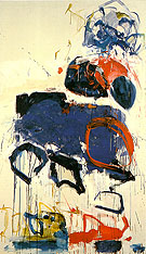 51 Untitled 1970 - Joan Mitchell reproduction oil painting
