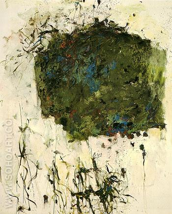 Calvi 1964 - Joan Mitchell reproduction oil painting