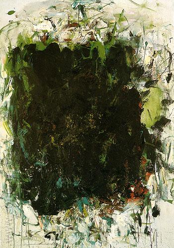 38 Untitled 1964 - Joan Mitchell reproduction oil painting