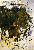 39 Untitled 1964 - Joan Mitchell reproduction oil painting