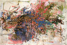 Grandes Carrieres 1961 - Joan Mitchell reproduction oil painting