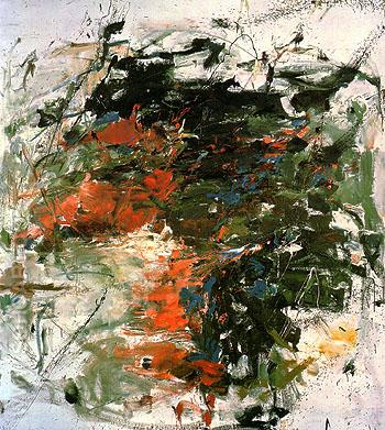 Mandres 1961 62 - Joan Mitchell reproduction oil painting