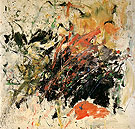Fremicourt 1961 62 - Joan Mitchell reproduction oil painting