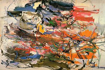 25 Untitled 1959 60 - Joan Mitchell reproduction oil painting