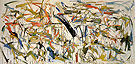 24 Untitled 1958 - Joan Mitchell reproduction oil painting