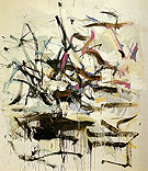 20 Untitled 1958 - Joan Mitchell reproduction oil painting