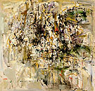 Painting 1953 - Joan Mitchell reproduction oil painting