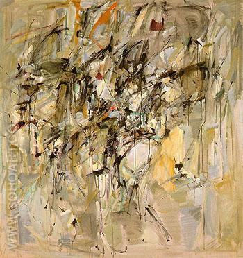 Rose Cottage 1933 - Joan Mitchell reproduction oil painting