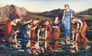 The Mirror of Venus - Edward Burne-Jones