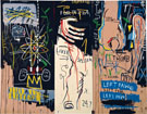 Meats for the Public 2 - Jean-Michel-Basquiat