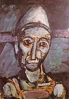 The Old Clown 1917 - George Rouault