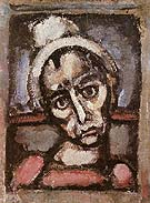 Don t We All Wear Makeup 1930 - George Rouault