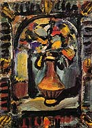 Decoratit Flowers 1939 - George Rouault