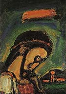 Head of Christ 1937 - George Rouault