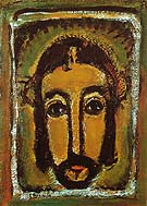The Holy Countenance 1946 - George Rouault
