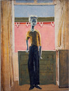 Portrait 1939 - Mark Rothko