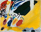 Impression III Concert 1911 - Wassily Kandinsky reproduction oil painting