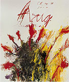 Summer Madness 1990 - Cy Twombly reproduction oil painting