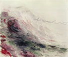 Hero and Leandro Part 1 - Cy Twombly reproduction oil painting