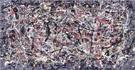 Untitled 1949 - Jackson Pollock