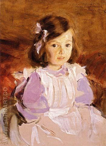 Cynthia Sherwood 1892 - Cecilia Beaux reproduction oil painting
