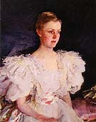 Mrs George W Childs Drexel Mary Irick 1894 - Cecilia Beaux reproduction oil painting