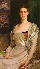 Mrs Isaac Newton Phelps Stokes Edith Minturn 1898 - Cecilia Beaux reproduction oil painting