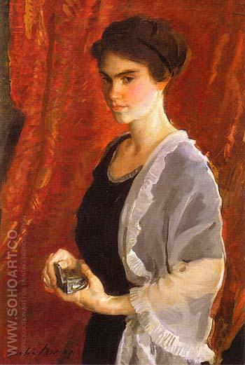 The Silver Box 1911 - Cecilia Beaux reproduction oil painting