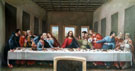 The Last Supper - Leonardo da Vinci reproduction oil painting