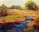Eaton Canyon 1918 - Sam Hyde Harris reproduction oil painting