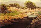 Eaton Canyon - Sam Hyde Harris reproduction oil painting