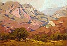 Malibu Then 1920 - Sam Hyde Harris reproduction oil painting