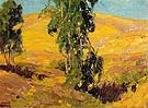 The Hills in Summer 1918 - Sam Hyde Harris reproduction oil painting