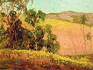 Untitled Landscape 1918 - Sam Hyde Harris reproduction oil painting