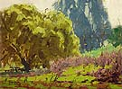 Spring Splendor 1920 - Sam Hyde Harris reproduction oil painting