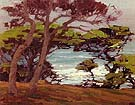 Monterey Design - Sam Hyde Harris reproduction oil painting