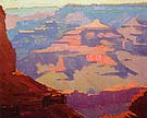 Grand Canyon Vista 1920 - Sam Hyde Harris reproduction oil painting