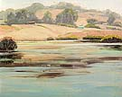 Carlsbad Noon 1940 - Sam Hyde Harris reproduction oil painting