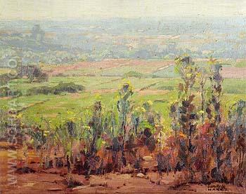The Valley - Sam Hyde Harris reproduction oil painting