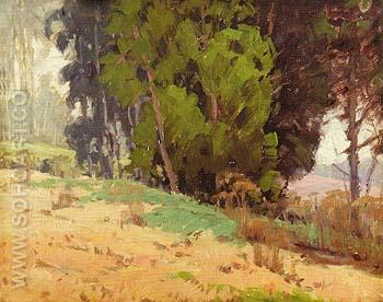 Between Seasons 1925 - Sam Hyde Harris reproduction oil painting