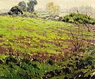 Hillside - Sam Hyde Harris reproduction oil painting