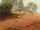 Hillside No2 1938 - Sam Hyde Harris reproduction oil painting