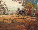 Untitled Landscape 1940 - Sam Hyde Harris reproduction oil painting