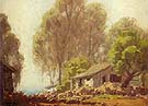 Laguna 1935 - Sam Hyde Harris reproduction oil painting
