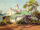 Twin Inns Carlsbad - Sam Hyde Harris reproduction oil painting
