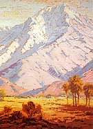 Early Palm Springs - Sam Hyde Harris reproduction oil painting