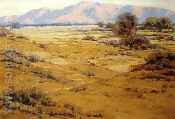 Desert Design - Sam Hyde Harris reproduction oil painting