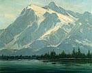 Cascades - Sam Hyde Harris reproduction oil painting