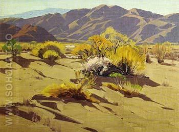 Desert Destiny - Sam Hyde Harris reproduction oil painting