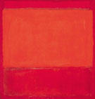 Orange and Red on Red 1957 - Mark Rothko